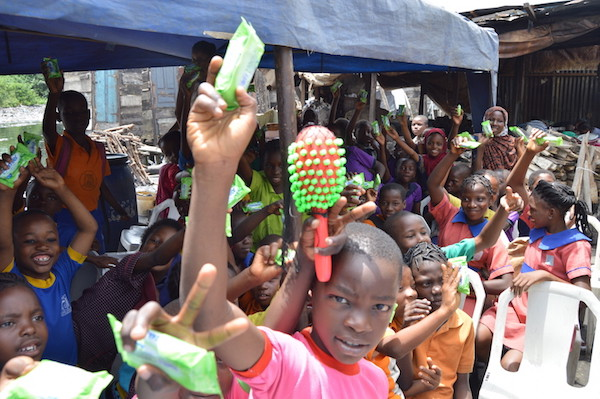 Community Health Program: Children in the Ajegunle Slum
