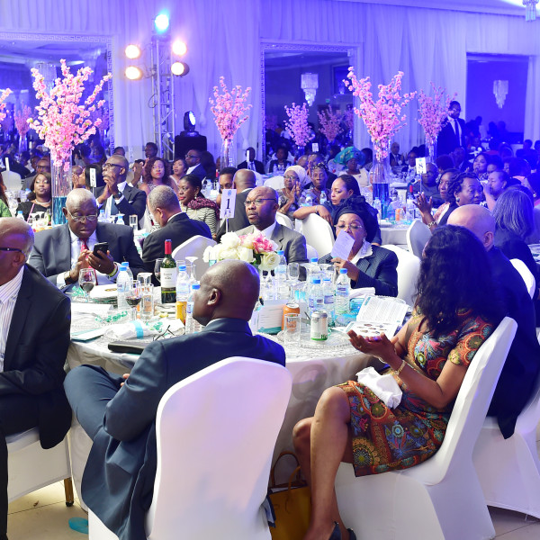 Guests at the DRASA Launch/Fundraiser