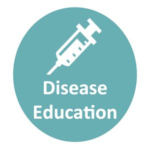 Infectious Disease Education Icon