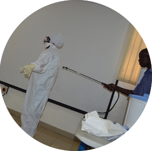 PPE Simulation