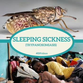 #IDFridays Week 3: Sleeping Sickness: https://www.drasatrust.org/african-sleeping-sickness/