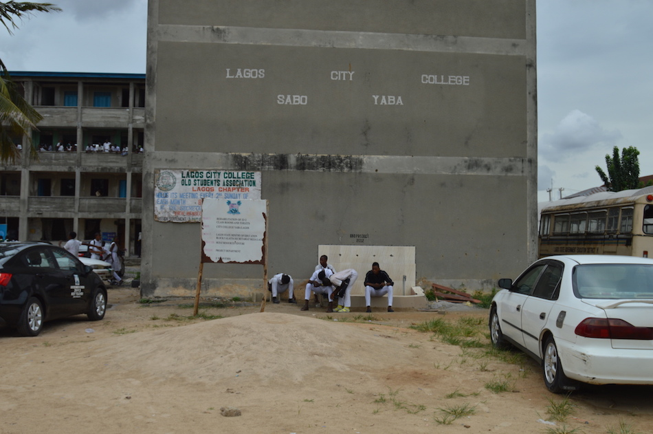 Lagos City Senior College
