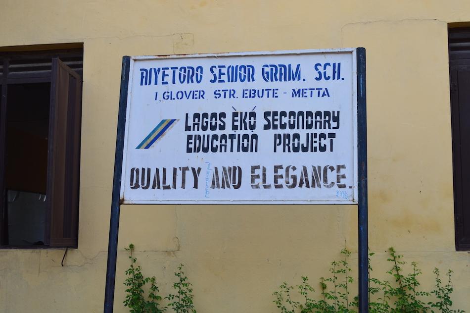 Ayetoro Senior Grammar School