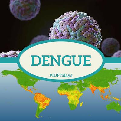 #IDFridays Dengue