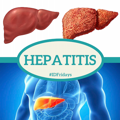 #IDFridays: Hepatitis
