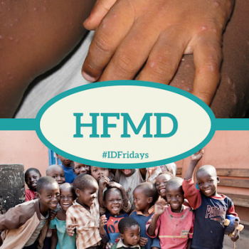 #IDFridays Week 25: HFMD: https://www.drasatrust.org/hfmd/