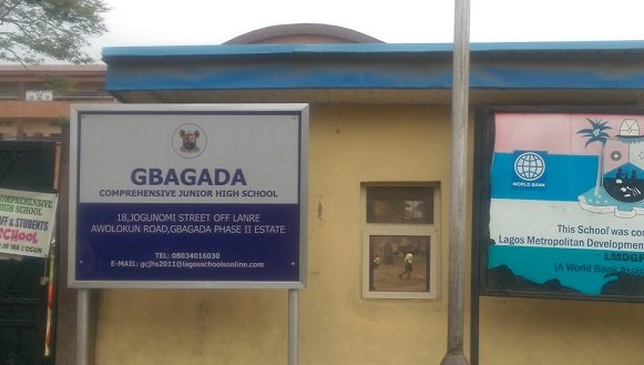 Gbagada Comprehensive Junior High School