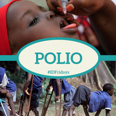 #IDFridays: Polio