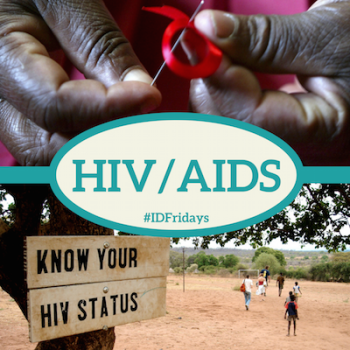 #IDFridays Week 41 HIV/AIDS: https://www.drasatrust.org/hivaids/