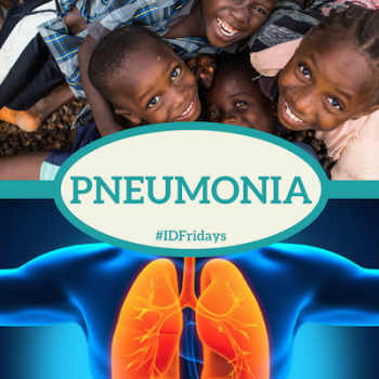 #IDFridays Week 39 Pneumonia: https://www.drasatrust.org/pneumonia/