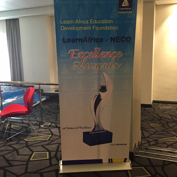 LearnAfrica/NECO Excellence Awards 2016