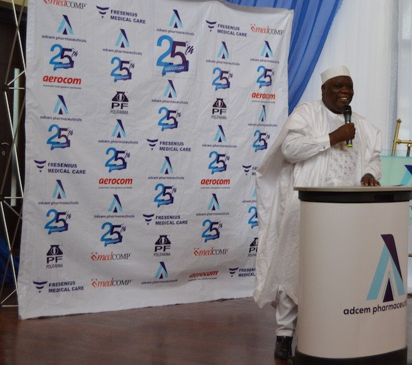 Alhaji (Pharm) Ibrahim Ahmed Yakasai- President, Pharmaceutical Society of Nigeria(PSN)