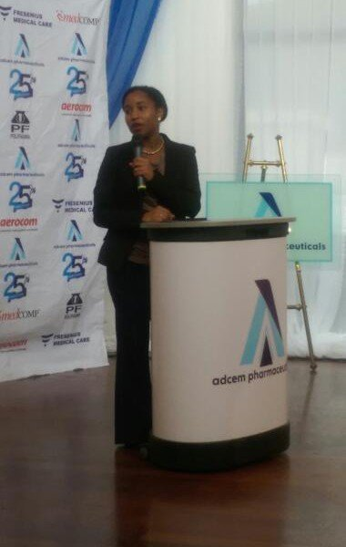 Our Managing Director Niniola Soleye