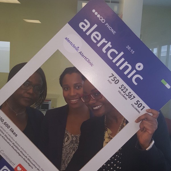 DRASA Team supporting AlertClinic