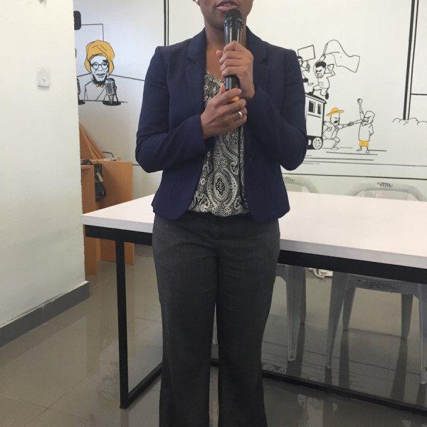DRASA's MD Niniola Soleye