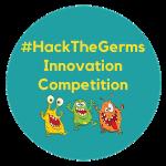 #HackTheGerms Logo
