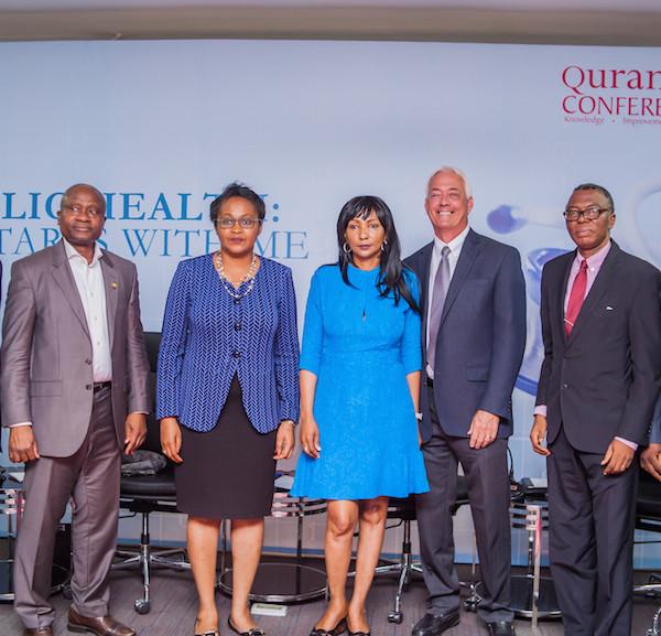 Our speakers: Dr. Olumide Okunola, Dr. Jide Idris, Mrs. Fola Laoye, Dr. Joan Benson, Dr. Glen Gaulton, Prof. Muyiwa Odusanya, Dr. Lolu Ojo