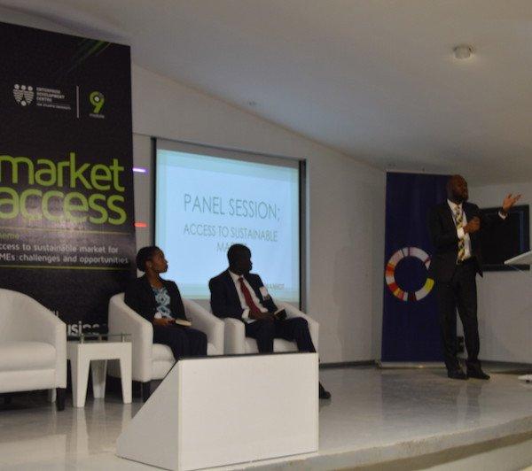 Mr. Stephen Amodu, Head of Risk, Lagos State Employment Trust Fund