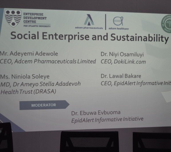 Our panel discussion on social enterprises and sustainability
