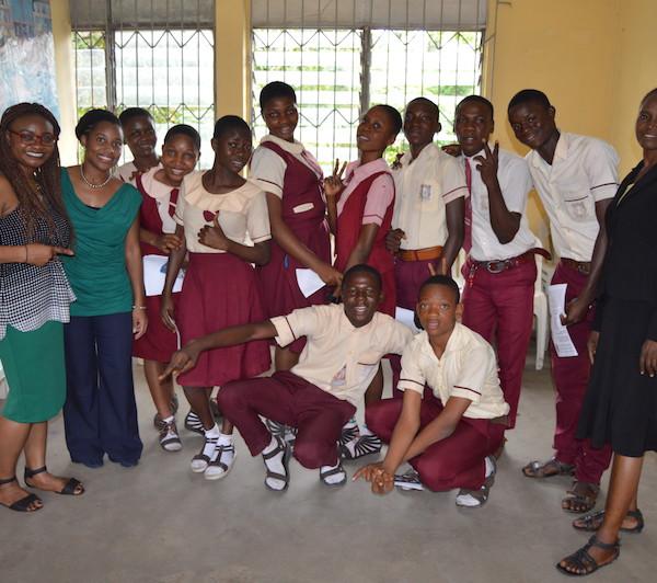 Group shot of our DRASA Ambassadors