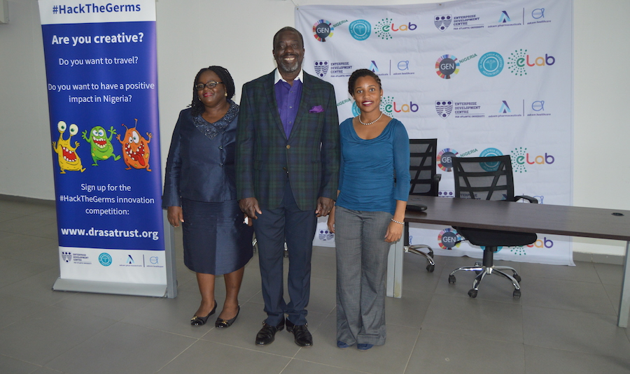 Nnenna Ugwu EDC; Adeyemi Adewole ADCEM; Niniola Soleye DRASA