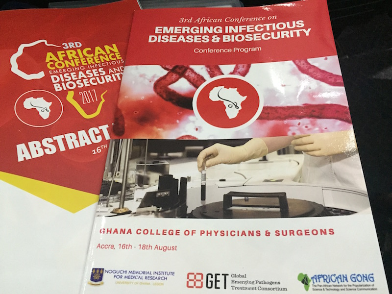 3rd Annual GET Africa Conference on Emerging Infectious Diseases and Biosecurity