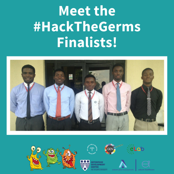 Meet Osamuyi Adonri, Akinlesi Love, Usua Idorenyin, Soetan Samuel, and Iyanuoluwa Aladegbeye: mechanical engineering students at Covenant University driven by their passion to use scientific and engineering principles to create solutions to existing problems