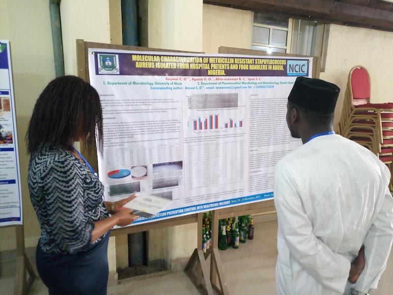 Oral poster presentation