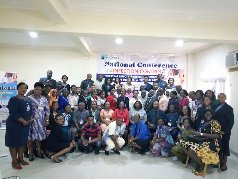 NCIC 2017 attendees