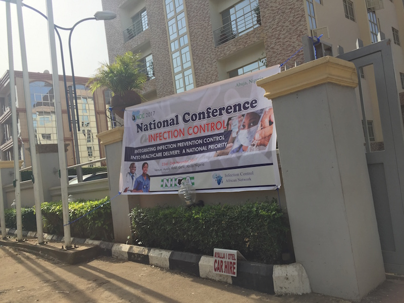 National Conference on Infection Control (NCIC) 2017