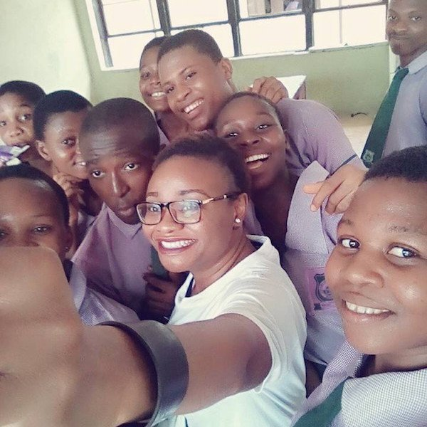 Selfies with our DRASA Ambassadors!