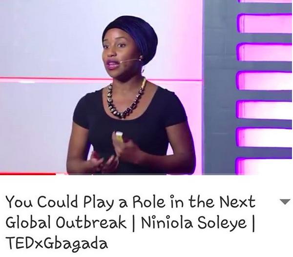 Niniola Soleye TEDx Talk