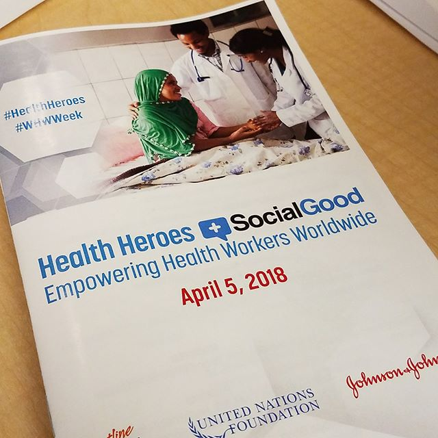 Health Heroes +SocialGood