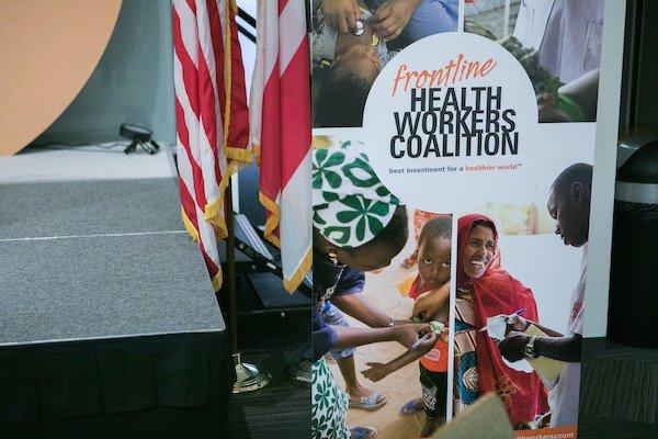 Health Heroes +SocialGood: Empowering Healthworkers Worldwide