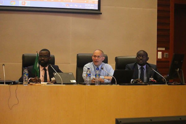 Africa Center for Disease Control's (CDC) Technical Workshop on Antimicrobial Resistance (AMR)