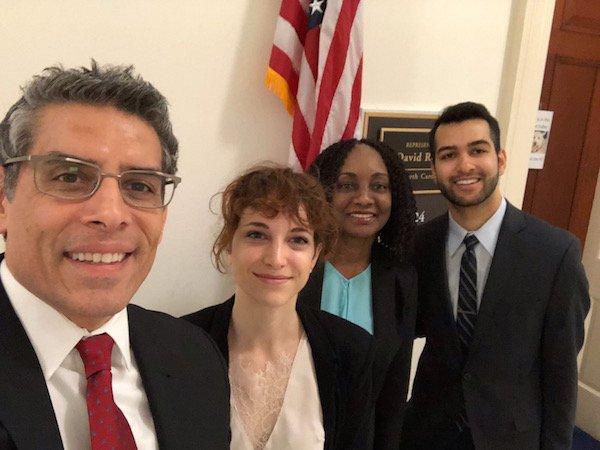 DRASA's Visit to US Congress