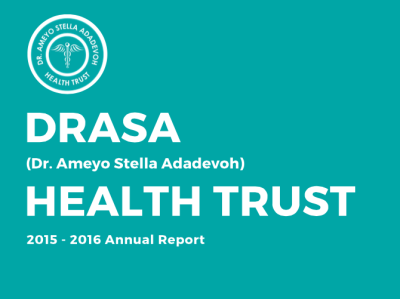 DRASA 2015 - 2016 Annual Report