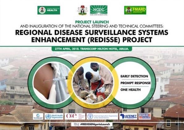 Regional Disease Surveillance Systems Enhancement (REDISSE) Project