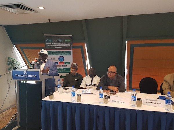 Regional Disease Surveillance Systems Enhancement (REDISSE) Project Launch