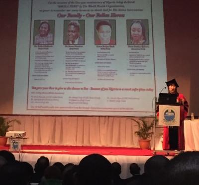 Prof. Kanki's Tribute
