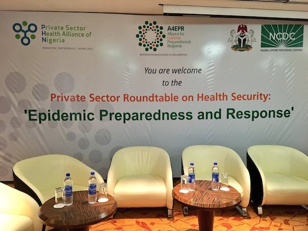 Alliance for Epidemic Preparedness and Response (A4EPR) Launch