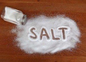 Ebola Salt Water