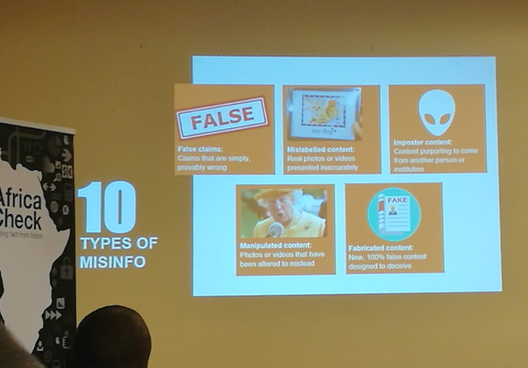 10 Types of Misinformation 1
