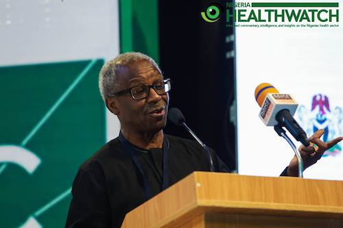 Professor Oyewale Tomori | Photo Credit: Nigeria Health Watch