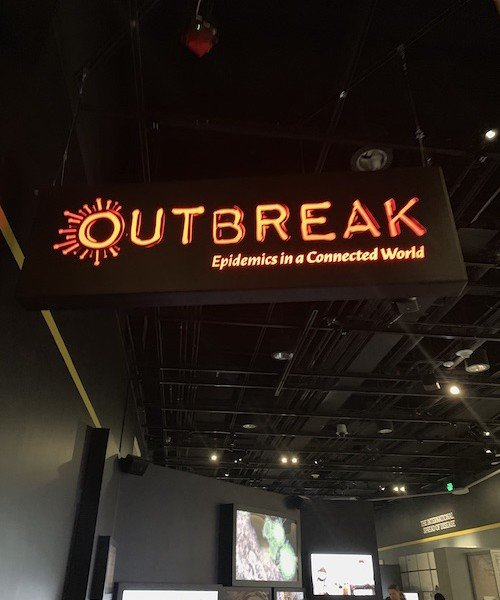 Outbreak: Epidemics in a Connected World Exhibition