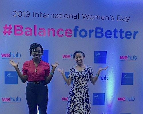 DRASA Team Balancing For Better: Celebrating Women