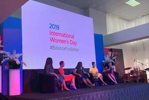 International Womens Day 2019: Balancing for Better