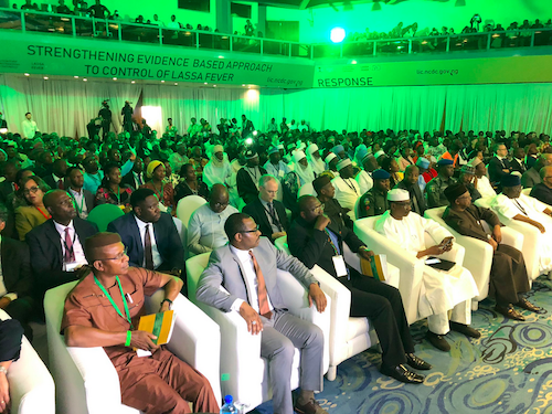 Lassa Fever International Conference Participants