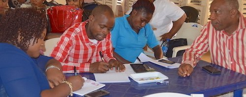 FETHA Basic Lassa Fever IPC Training: Group Work
