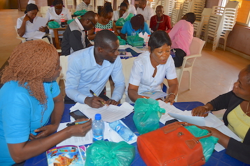 FETHA Basic Lassa Fever IPC Training: Case Studies
